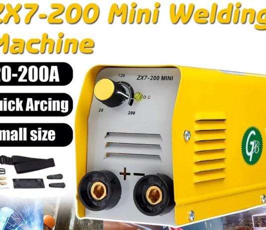 zx7 200 mini welding maching