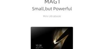Magic Ben Mag1 8.9 inch Personal Computer Pocket Mini Laptop PC 16-512GB