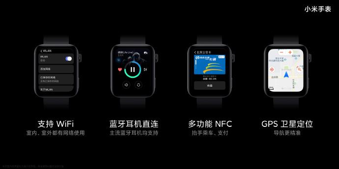 Xiaomi-Mi-Watch-features