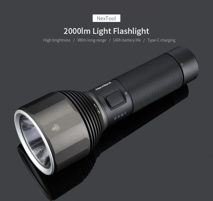 xiaomi nextool flashlight