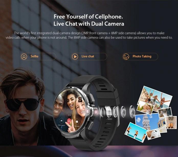Kospet Prime SE camera