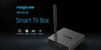 MagicSee N6 Plus Android TV Box
