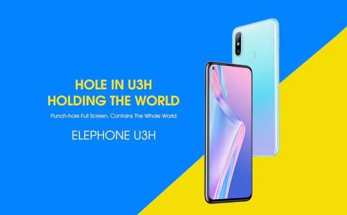 Ulephone U3H 8-256GB Smartphone
