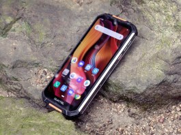 Oukitel WP6 Rugged smartphone 2