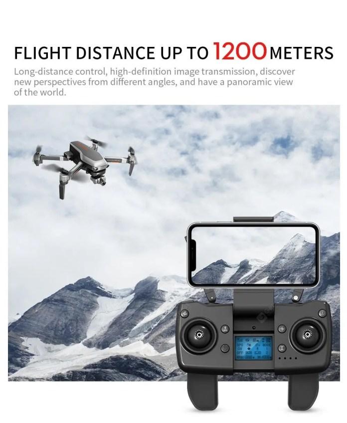 L109 PRO Foldable Drone 5