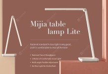 Xiaomi Mijia 9290023019 Adjustable Desk Lamp