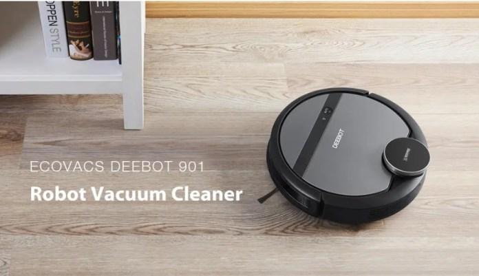 Ecovacs Deebot 901 robot vaccum