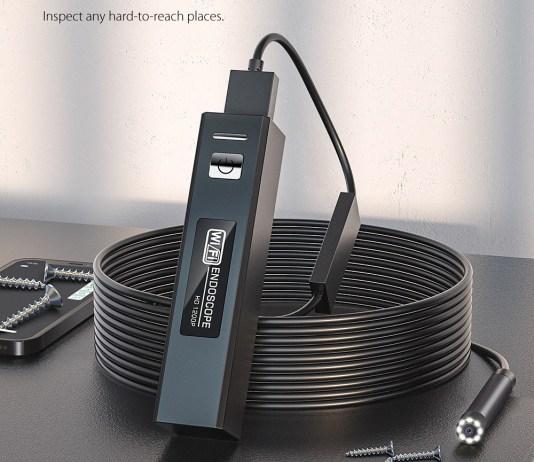 BlitzWolf BW-YPC110 Wireless Endoscope