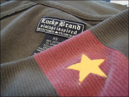 Vietnam Communist Lucky Brand