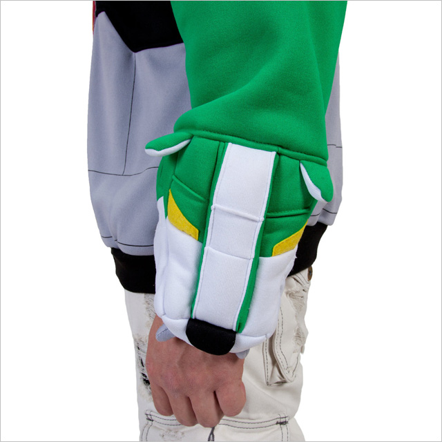 Nobody Got Me This Voltron Hoodie For Christmas