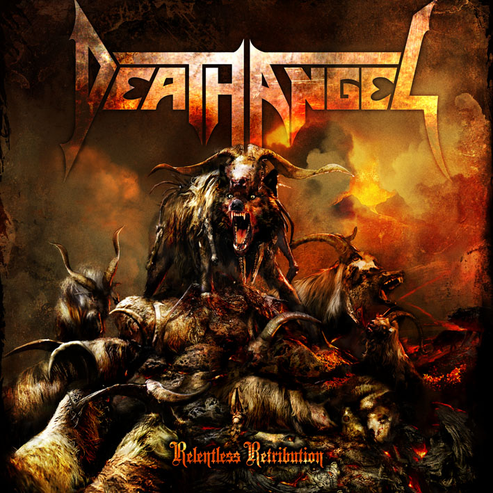 King Of The Fall Wallpaper Death Angel Relentless Retribution Review