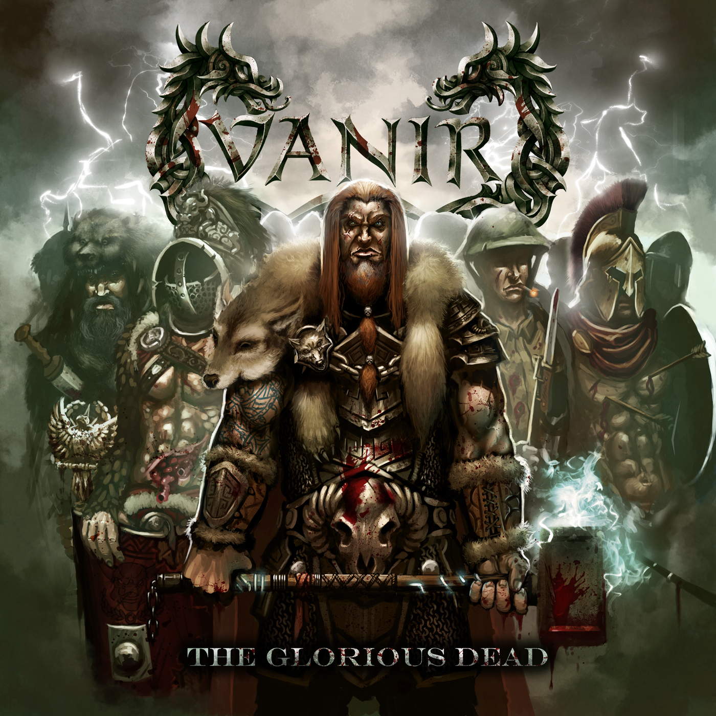 Scandinavian Wallpaper Hd Vanir The Glorious Dead Review Angry Metal Guy