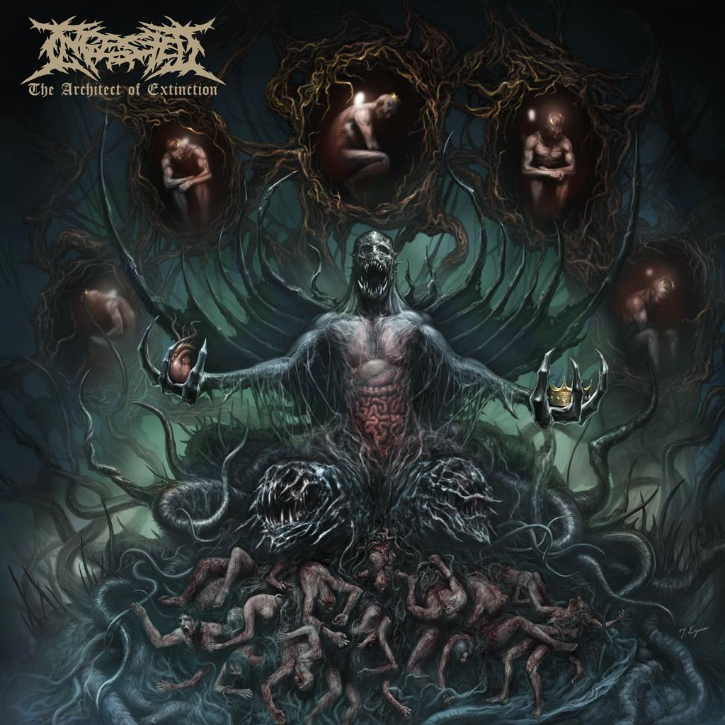 Image result for ingested the architect of extinction
