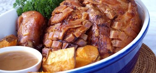 Pork Leg Roast