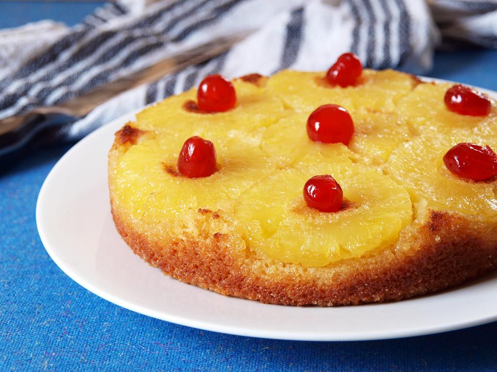 Pineapple Upside Down Cake Ang Sarap
