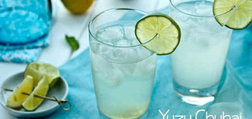 Guest Post : Nami from Just One Cookbook featuring Yuzu Chuhai 1