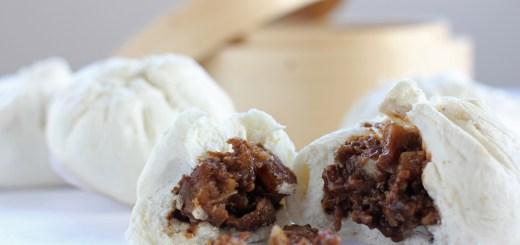 Siopao Asado (Sweet Pork Steamed Buns)