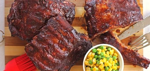 Barbecue Pork Ribs 2
