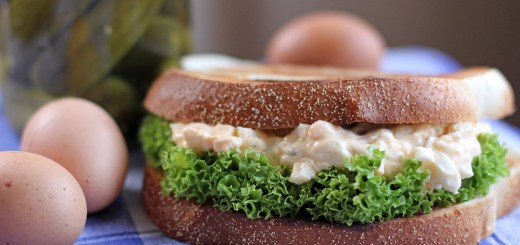 Egg Mayonnaise Sandwich