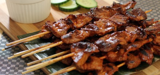 Pinoy Barbecue