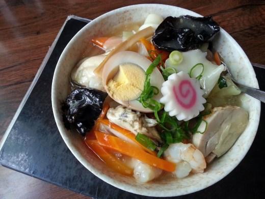 Mentatz Japanese Noodle Restaurant (Auckland CBD, New Zealand) 2