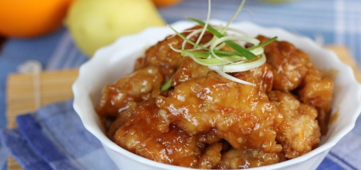 Orange Chicken 1