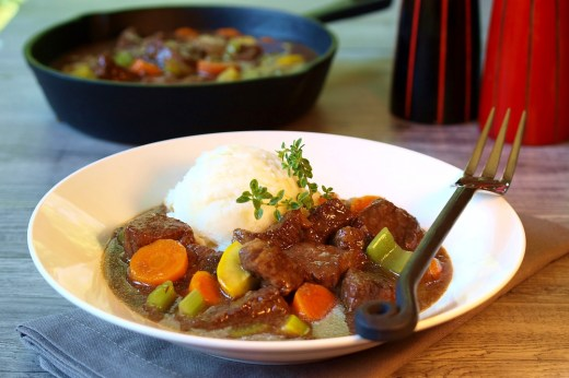 Guest Post : Tessa from Feral Kitchen featuring Oregon Elk Stew 2