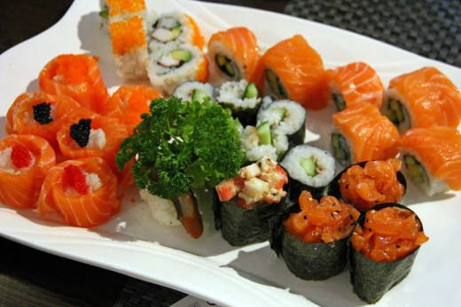 JS Sushi & Grill Restaurant (Luxembourg City, Luxembourg) 4