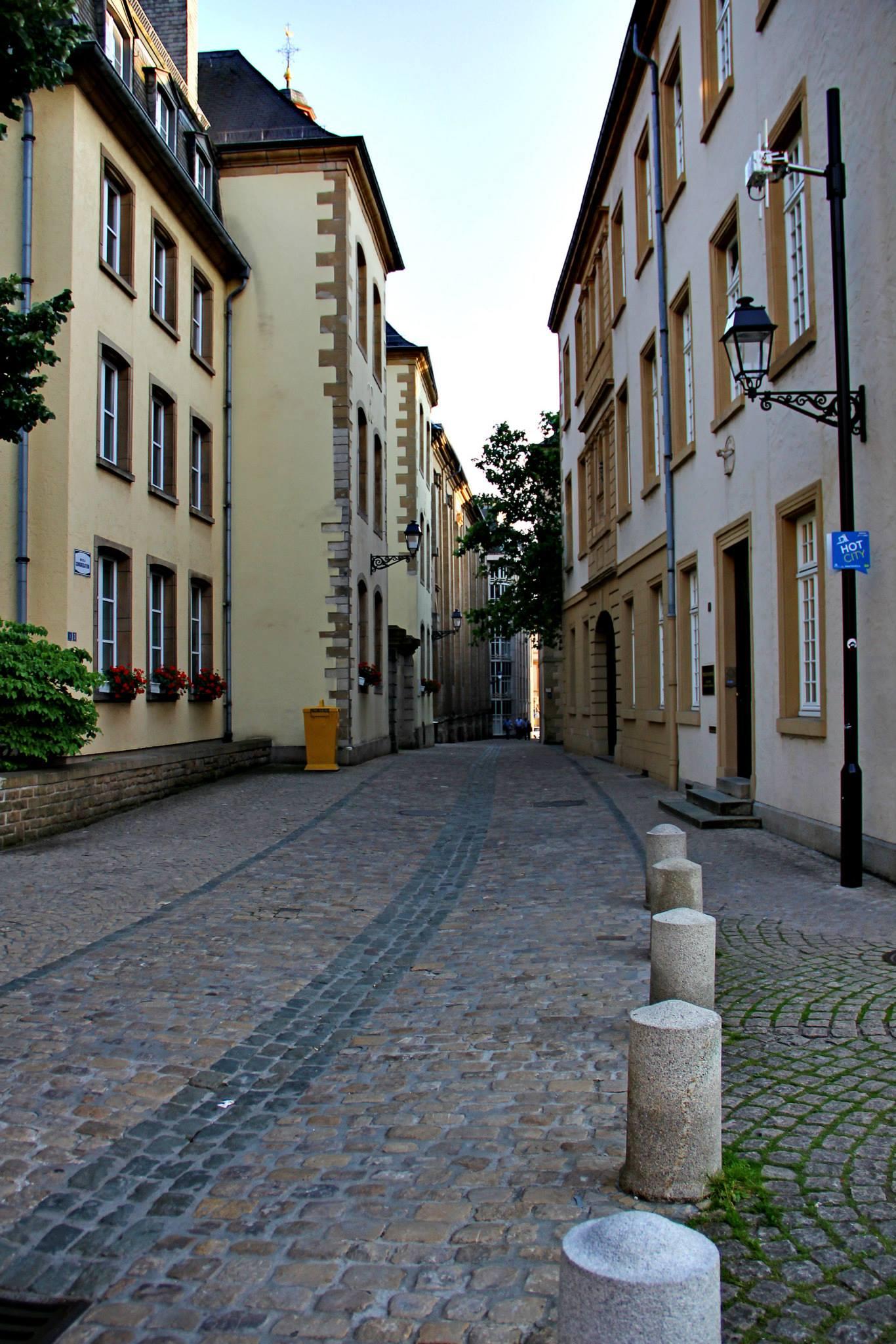 Restaurant  Ef Bf Bd Luxembourg Ville