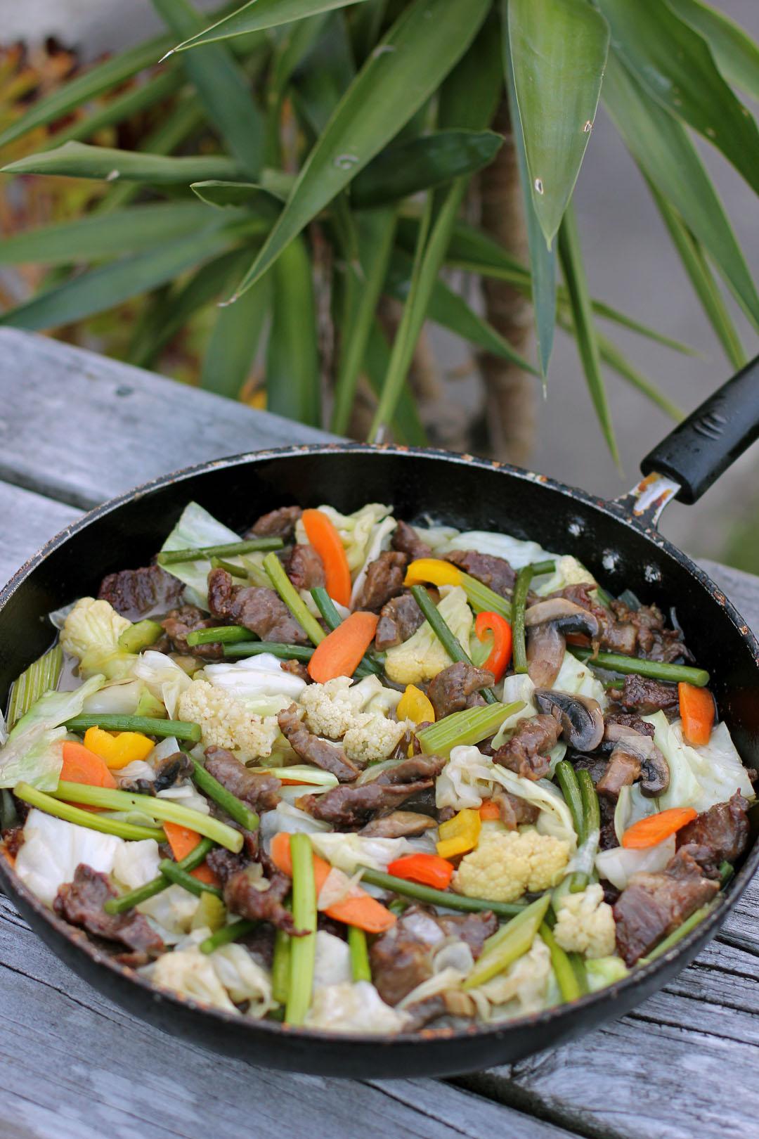 Beef Chop Suey Ang Sarap