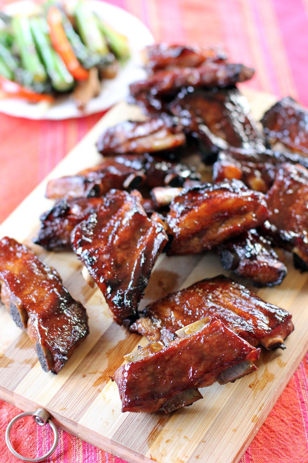 Hoisin Pork Ribs Ang Sarap