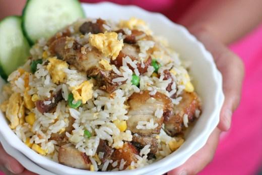 Lechon Fried Rice 2