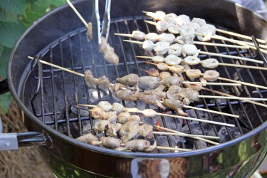 Isaw and other Pinoy Street Barbecue 3