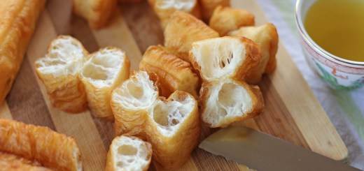 Youtiao (Chinese Crullers) 1