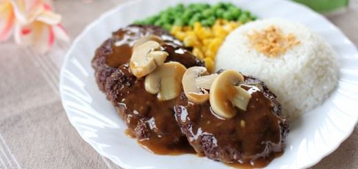 Burger Steak 1