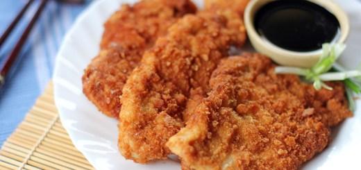Chicken Katsu 1