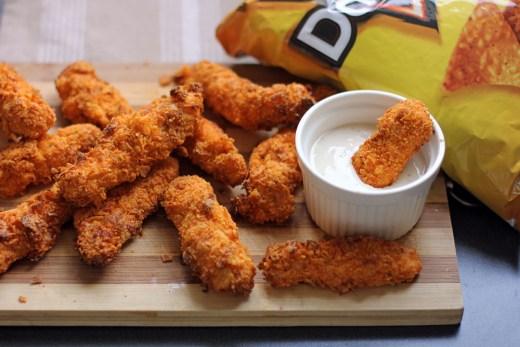 Doritos Chicken Fingers 1