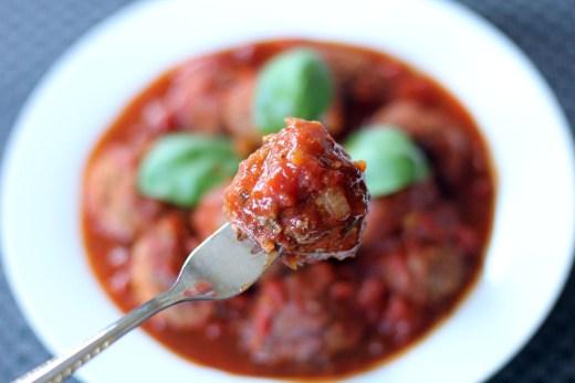 Italian Meatballs 1