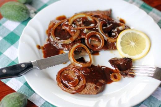 Liver Steak 1