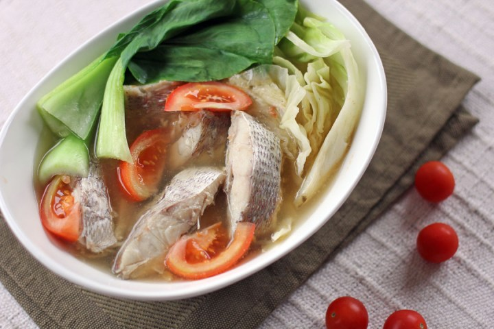 Pesa (Fish in Miso Soup) 1