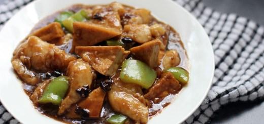 Fish recipes ang sarap for Fish in black bean sauce