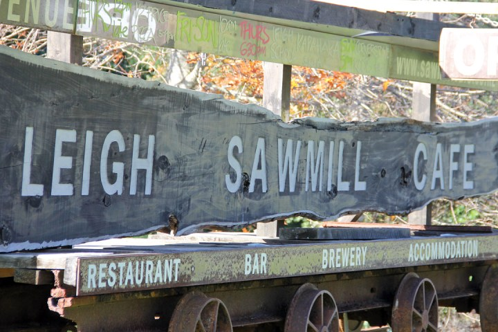 Leigh Sawmill Cafe 1