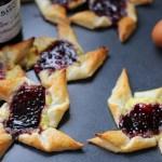 Boysenberry and Custard Danish 1