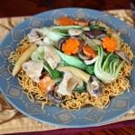 Crispy Chow Mein Noodles 1