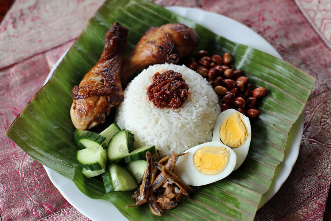 Nasi Lemak - Ang Sarap