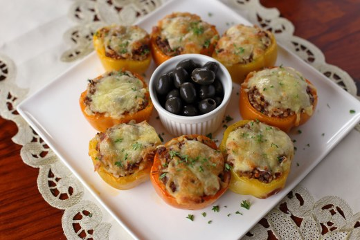 Stuffed Peppers 1