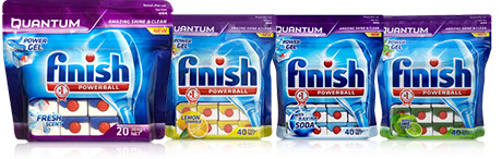 Finish Gift Pack (Closed)
