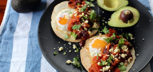 Huevos Rancheros 1