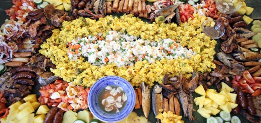 What is a Boodle Fight? 2