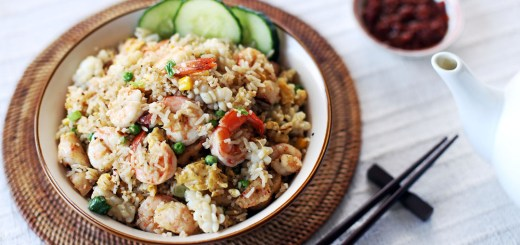 Seafood Fried Rice 1